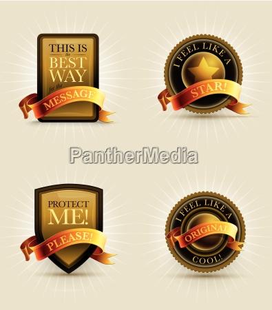 badge sammlung