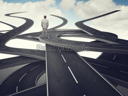 where is my way