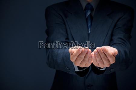 handbewegung blau hand haende maennlich mannhaft
