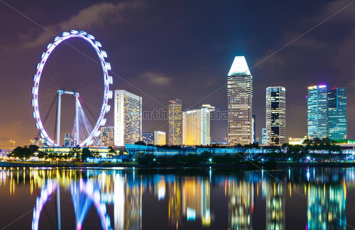 singapur-stadtbild - 9924012