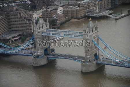 the tower bridge london