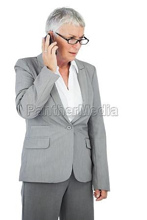 frau telefon telephon handy mobiltelefon modisch
