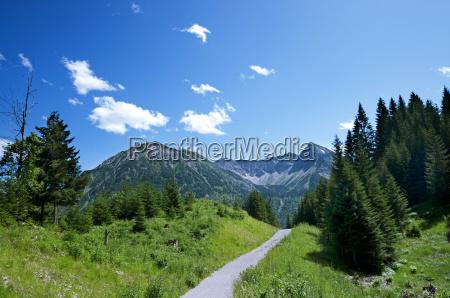 allgaeu mountains
