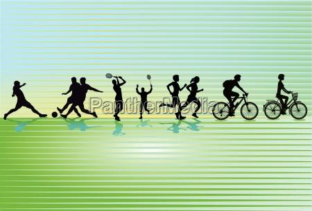 sporting leisure