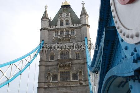 stahlträger, tower, bridge, london - 10022186