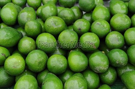 spanien avokados wochenmarkt