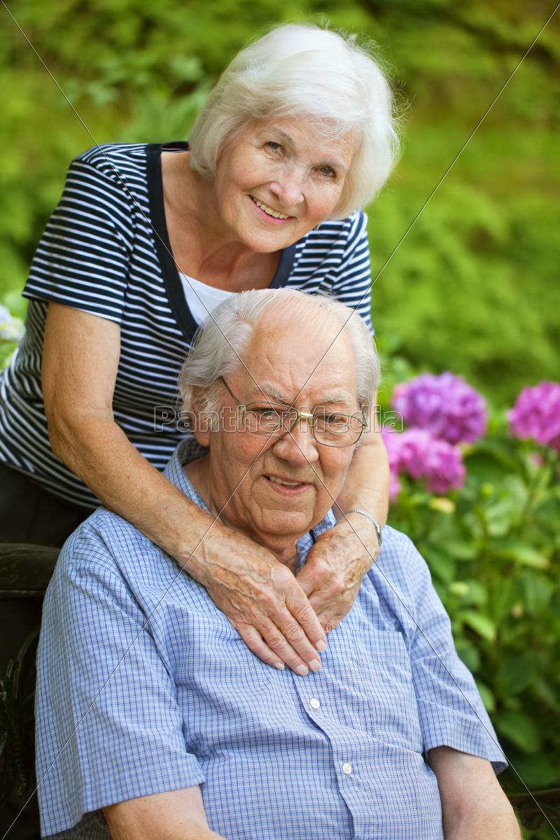 , seniorenpaar, 7 - 10067060
