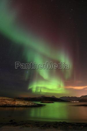 nordlicht, -, norwegen - 10076426
