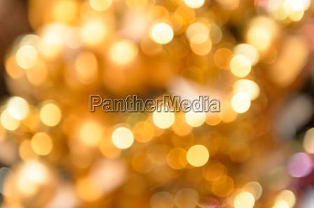 glittering golden christmas background