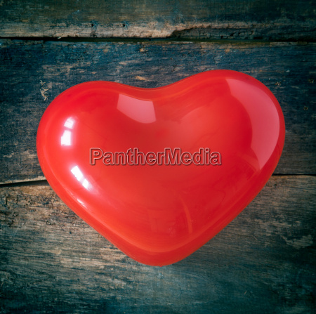 red romantic valentines heart