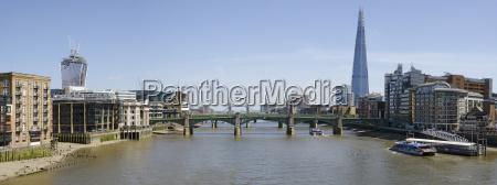 london panorama themse mit sharp