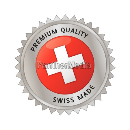 swiss made made in switzerland sigillo