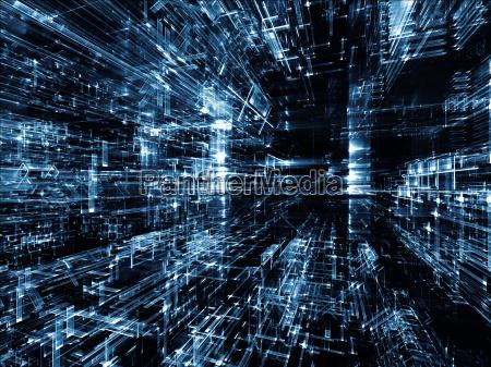 fractal world composition