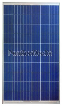 solarzellen ausschnitt