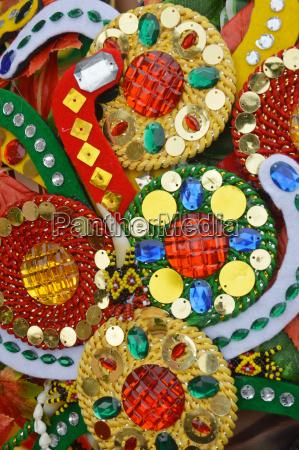 trinkets beads decoration