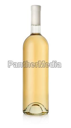 flasche weisswein