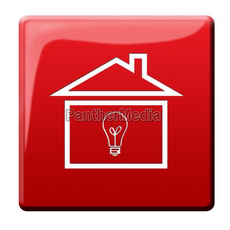 energiesparhaus button