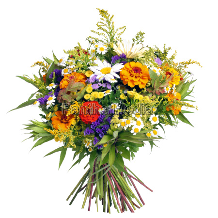 bouquet of the cottage garden