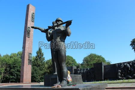 denkmal monument soldat