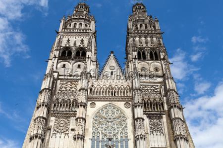 dom kathedrale frankreich fassade touren muenster