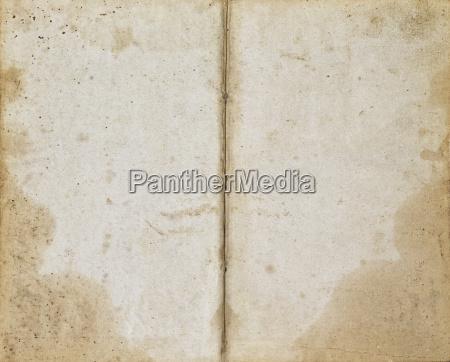 papier beige hintergrund alt buch offen