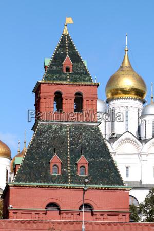 moskauer kreml tower