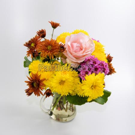 bouquet of autumn