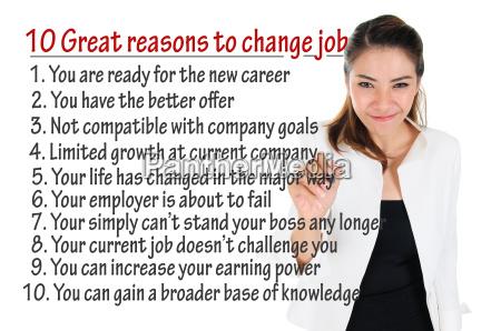 arbeitsstelle rekrutierung umsteigen vernunft rationalitaet arbeit
