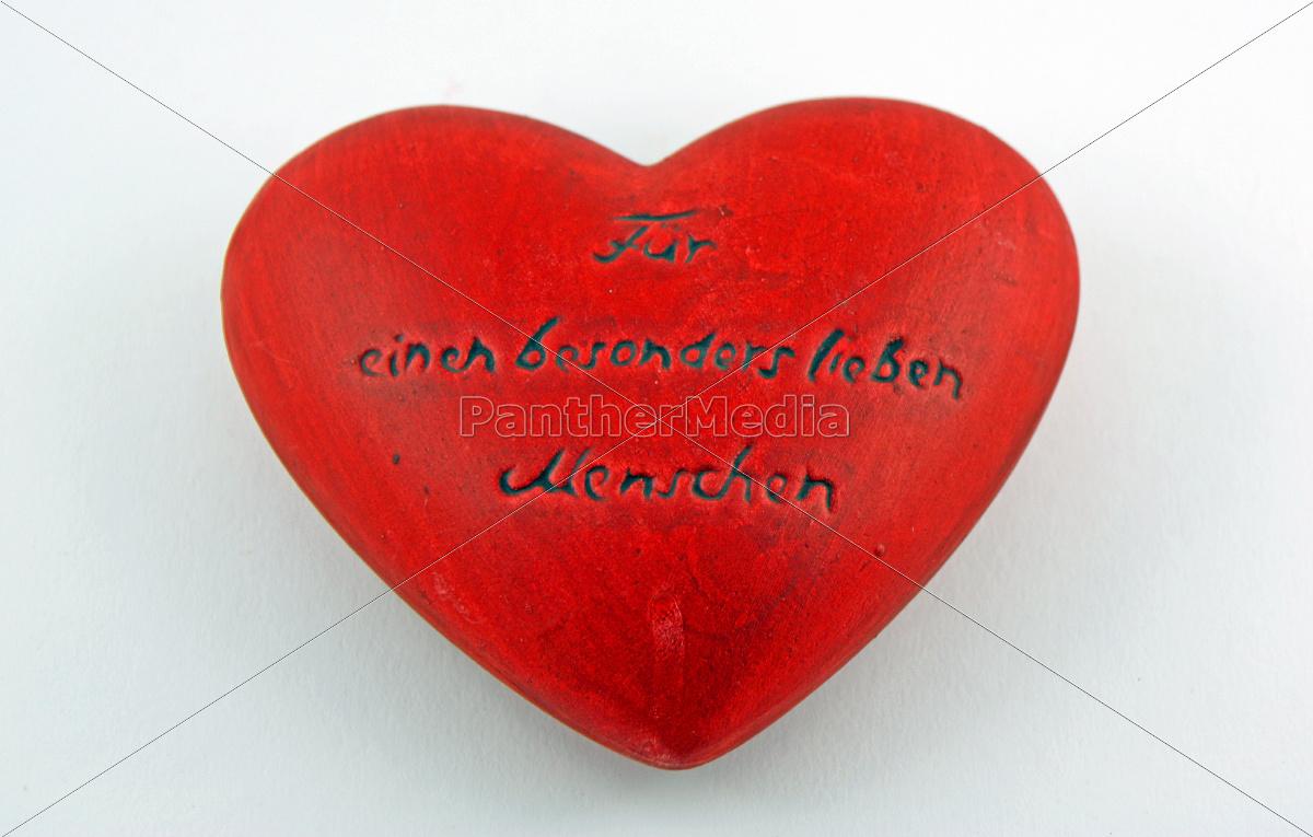 Für Einen Besonders Lieben Menschen Lizenzfreies Bild 10253551