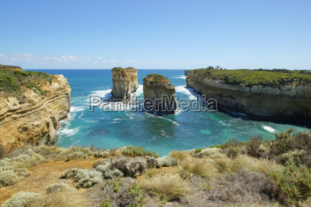 loch ard gorge port campbell nationalpark