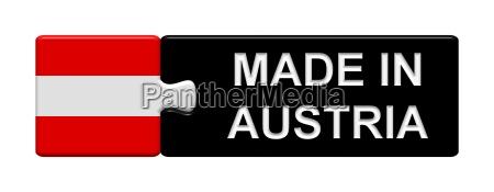 puzzle button made in austria