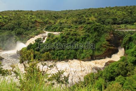 murchison and uhuru falls in uganda