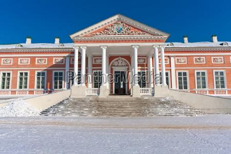 palace in kuskovo