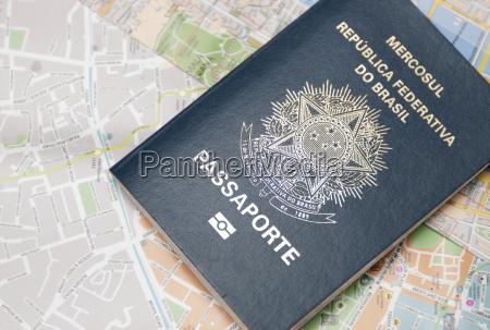 brasilianische passport
