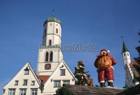 weihnachtsmarkt in biberach