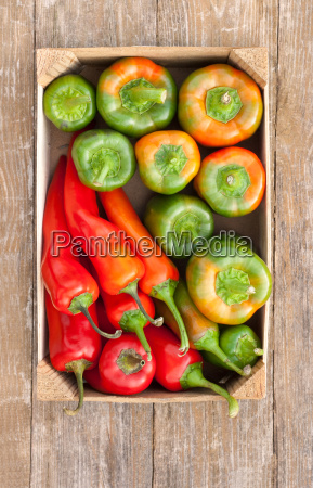 vegetable vegetables bowl bowls pepper