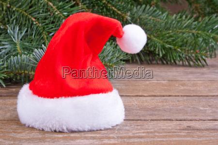 brown wood wooden hat hats santa