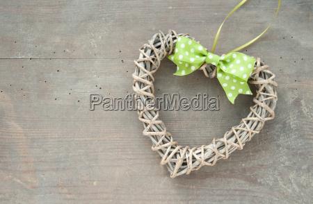 dotted white loop loops heart love
