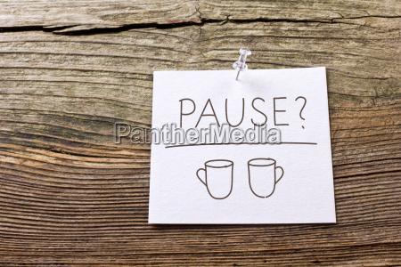 cup cups mug mugs coffee note