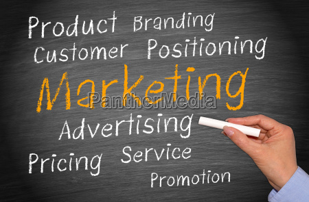 marketing, -, business, concept - 10514211