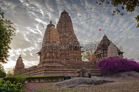 lakshmana tempel vishnu gewidmet von der
