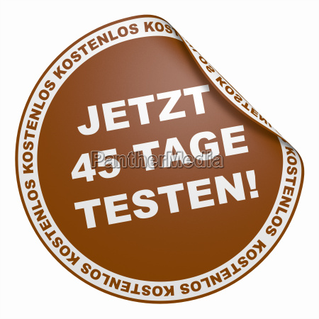 3d stickers tan test 45