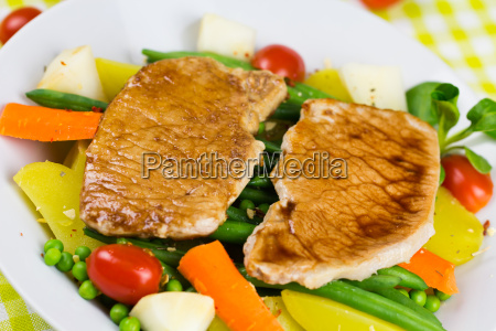 schnitzel kotelett fleisch naturschnitzel schweineschnitzel kalb