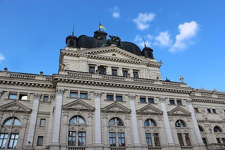 stadt grossstadt innenstadt baustil architektur baukunst