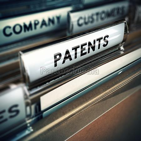 innovative company concept
