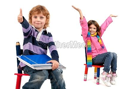 bildung ausbildung bildungswesen studenten kindheit erfreut