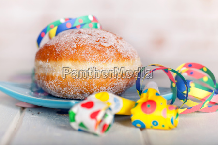 pfannkuchen zur faschingsparty