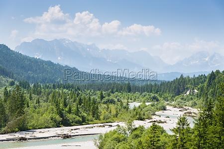 landscape austrian alps