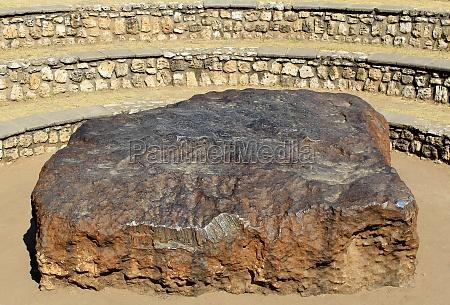 hoba meteorit der groesste meteorit