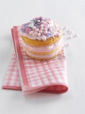 erdbeere whoopie torte